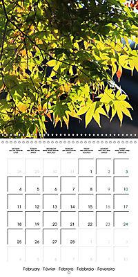 Tropical Greenery (Wall Calendar 2019 300 × 300 mm Square) - Produktdetailbild 2