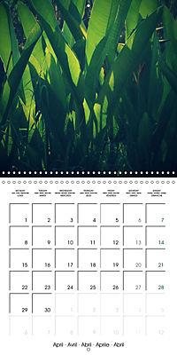 Tropical Greenery (Wall Calendar 2019 300 × 300 mm Square) - Produktdetailbild 4