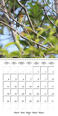 Tropical Greenery (Wall Calendar 2019 300 × 300 mm Square) - Produktdetailbild 3