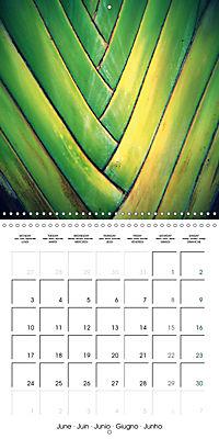 Tropical Greenery (Wall Calendar 2019 300 × 300 mm Square) - Produktdetailbild 6