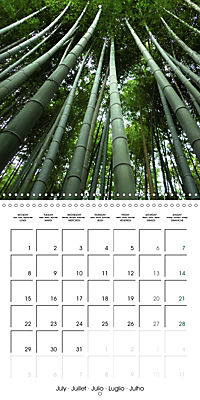 Tropical Greenery (Wall Calendar 2019 300 × 300 mm Square) - Produktdetailbild 7