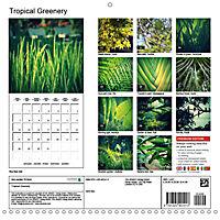 Tropical Greenery (Wall Calendar 2019 300 × 300 mm Square) - Produktdetailbild 13