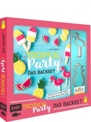 Tropical Party - das Backset - Emma Friedrichs |