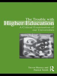 Trouble with Higher Education, Patrick Smith, Trevor Hussey