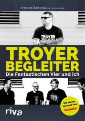 Troyer Begleiter, Christoph Strasser, Andreas Sartorius
