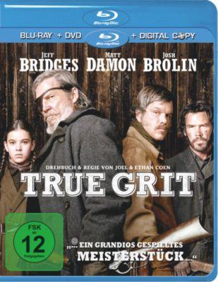 True Grit, Charles Portis, Joel Coen, Ethan Coen
