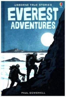 True Stories of Everest Adventures, Paul Dowswell