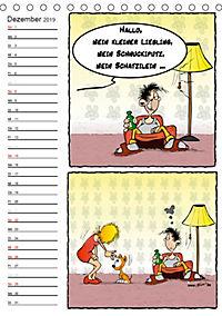Trumix Cartoons - Autsch, das tut weh! (Tischkalender 2019 DIN A5 hoch) - Produktdetailbild 12