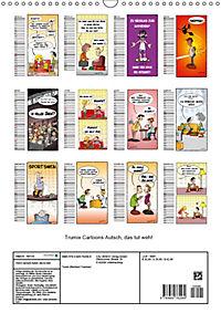 Trumix Cartoons - Autsch, das tut weh! (Wandkalender 2019 DIN A3 hoch) - Produktdetailbild 13