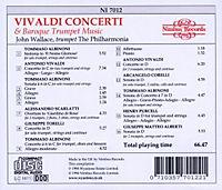 Trumpet Concerti - Produktdetailbild 1