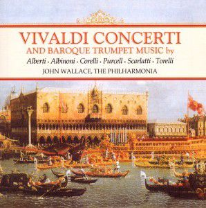 Trumpet Concerti, Wallace, The Philharmonia