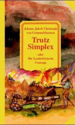 Trutz Simplex - Hans J. Chr. von Grimmelshausen pdf epub