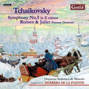 Tschaikowsky Sinf.5, Herrera De La Fuente, Orquesta Sinfonica De Mineria