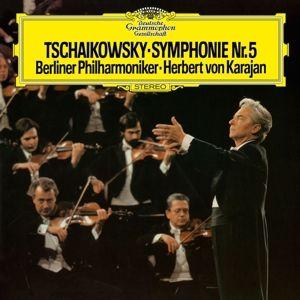 Tschaikowsky: Symphonie Nr. 5 e-Moll  Op. 64, Herbert von Karajan, Bp
