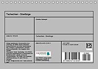 Tschechien - Streifzüge durch faszinierende Kulturlandschaften (Tischkalender 2019 DIN A5 quer) - Produktdetailbild 13