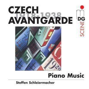 Tschechische Avantgarde, Steffen Schleiermacher