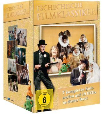 Tschechische Filmklassiker, Diverse Interpreten