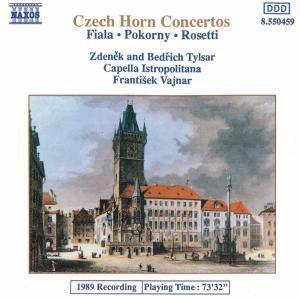 Tschechische Hornkonzerte, Tylsar, Vajnar, Cib