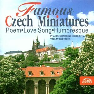 Tschechische Miniaturen, Vaclav Smetacek, Ps