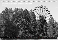 Tschernobyl (Tischkalender 2019 DIN A5 quer) - Produktdetailbild 4
