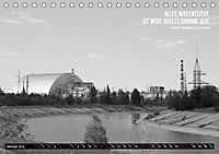 Tschernobyl (Tischkalender 2019 DIN A5 quer) - Produktdetailbild 1