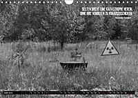 Tschernobyl (Wandkalender 2019 DIN A4 quer) - Produktdetailbild 6