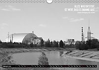 Tschernobyl (Wandkalender 2019 DIN A4 quer) - Produktdetailbild 1