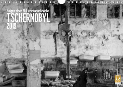 Tschernobyl (Wandkalender 2019 DIN A4 quer), Lena Meyer