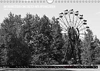 Tschernobyl (Wandkalender 2019 DIN A4 quer) - Produktdetailbild 4