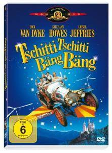 Tschitti Tschitti Bäng Bäng, Ian Fleming