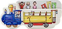 Tschu-tschu, kleine Eisenbahn (Kinderspiel) - Produktdetailbild 1