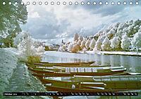 Tübingen durch eine infrarote linse (Tischkalender 2019 DIN A5 quer) - Produktdetailbild 6