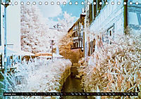 Tübingen durch eine infrarote linse (Tischkalender 2019 DIN A5 quer) - Produktdetailbild 11