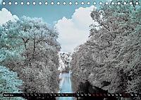 Tübingen durch eine infrarote linse (Tischkalender 2019 DIN A5 quer) - Produktdetailbild 4