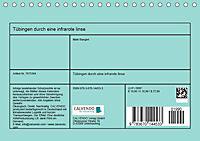 Tübingen durch eine infrarote linse (Tischkalender 2019 DIN A5 quer) - Produktdetailbild 13