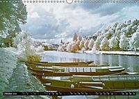 Tübingen durch eine infrarote linse (Wandkalender 2019 DIN A3 quer) - Produktdetailbild 6