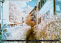 Tübingen durch eine infrarote linse (Wandkalender 2019 DIN A3 quer) - Produktdetailbild 5