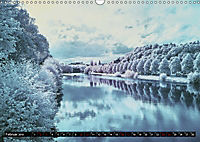 Tübingen durch eine infrarote linse (Wandkalender 2019 DIN A3 quer) - Produktdetailbild 2