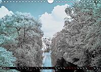 Tübingen durch eine infrarote linse (Wandkalender 2019 DIN A4 quer) - Produktdetailbild 4