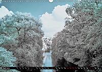 Tübingen durch eine infrarote linse (Wandkalender 2019 DIN A3 quer) - Produktdetailbild 4