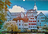 Tübingen durch eine infrarote linse (Wandkalender 2019 DIN A3 quer) - Produktdetailbild 12