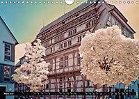 Tübingen durch eine infrarote linse (Wandkalender 2019 DIN A4 quer) - Produktdetailbild 3