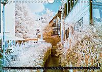 Tübingen durch eine infrarote linse (Wandkalender 2019 DIN A4 quer) - Produktdetailbild 1