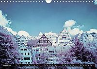 Tübingen durch eine infrarote linse (Wandkalender 2019 DIN A4 quer) - Produktdetailbild 8