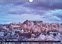Tübingen durch eine infrarote linse (Wandkalender 2019 DIN A4 quer) - Produktdetailbild 6