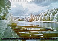 Tübingen durch eine infrarote linse (Wandkalender 2019 DIN A4 quer) - Produktdetailbild 10