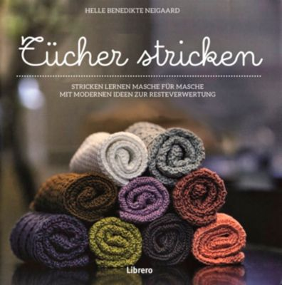 Tücher stricken, Helle Benedikte Neigaard