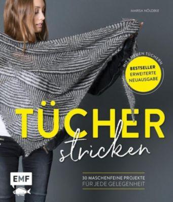 Tücher stricken - Marisa Nöldeke |