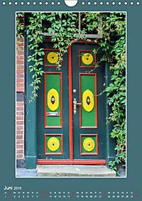 Türen im Wendland (Wandkalender 2019 DIN A4 hoch) - Produktdetailbild 6