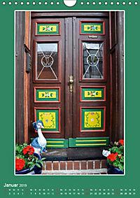 Türen im Wendland (Wandkalender 2019 DIN A4 hoch) - Produktdetailbild 1